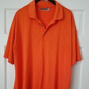 Roundtree & Yorke performance polo shirt